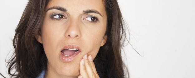 Root canal to relieve throbbing toothache