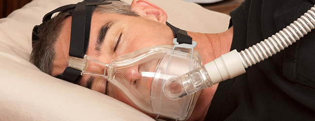 CPAP for Obstructive Sleep Apnea